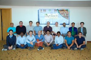 SynTech's Asia-Pacific workshop held in Vizag, India