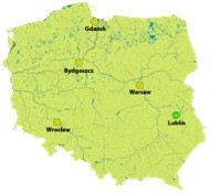 SynTech locations in Poland