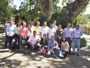 Delegates at the Latin American Regional workshop