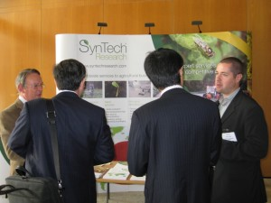 SynTech Research re-launched at the CIR forum in Lyon