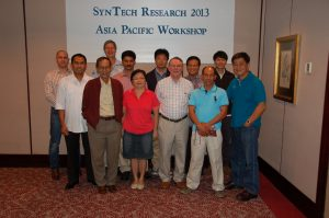 Asia Pacific workshop, Melaka, Malaysia