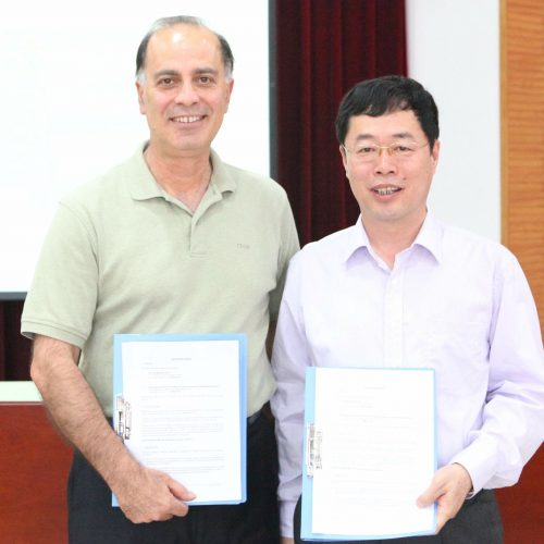 SynTech announces research cooperation with Chinese academy of Agricultural Sciences