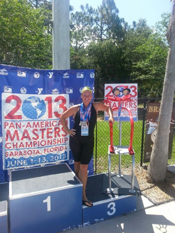SynTech accountant wins multi-medals at Pan-Am Olympics