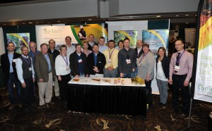 SynTech team at NAICC 2014, New Orleans
