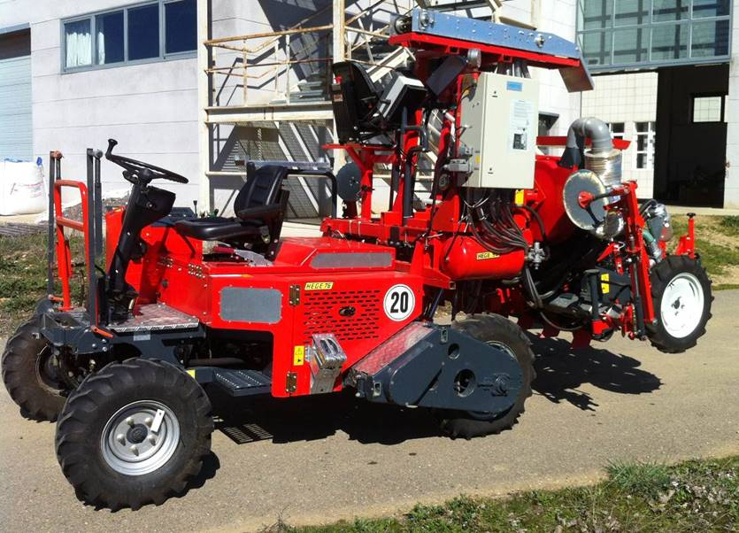 SynTech Spain increases seeds trials capability