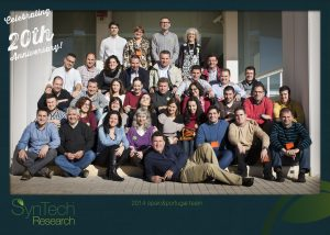 SynTech Research Spanish and Portuguese workshop, December 2014