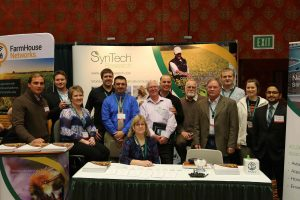 SynTech team at NAICC meeting in Reno