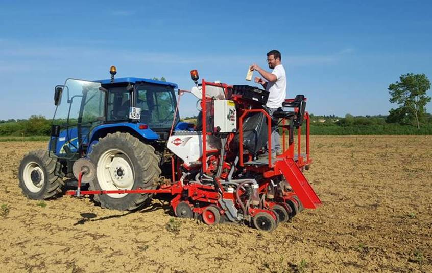 SynTech France expands and establishes Seeds Technical Centre