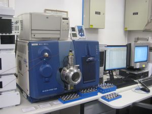 Scion 5500 LC-MS, MS unit, Brazil
