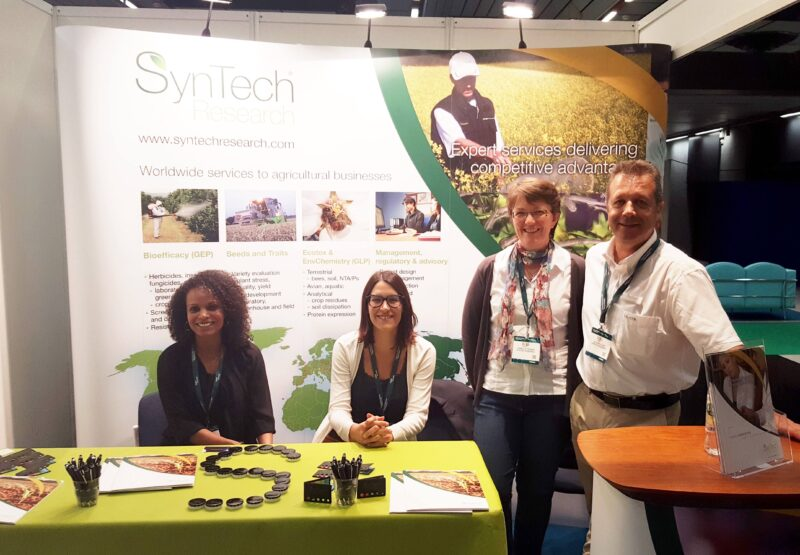SynTech exhibits at the CIR Regulatory Conference