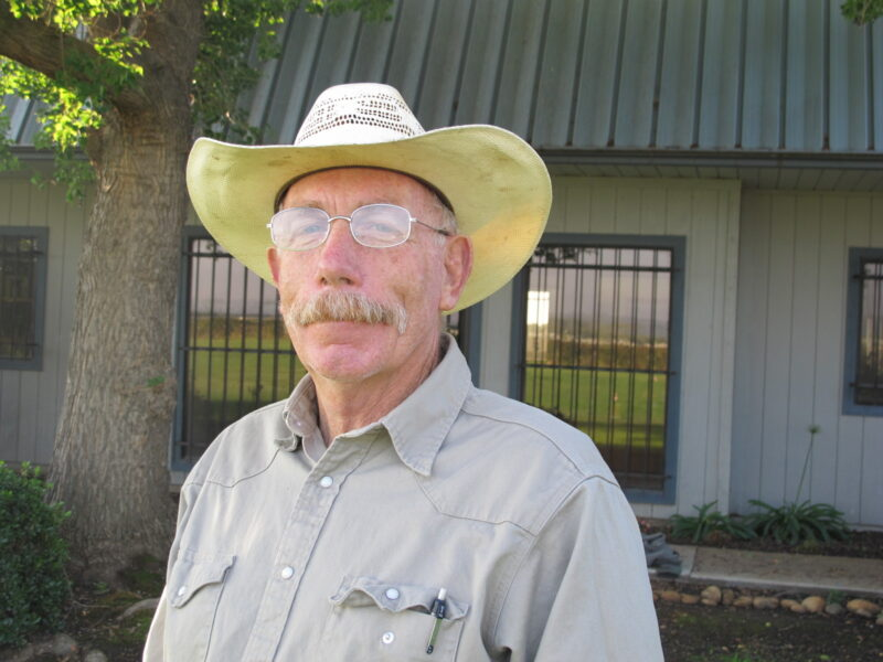 Award for SynTech's US Research Station Farm Manager's service