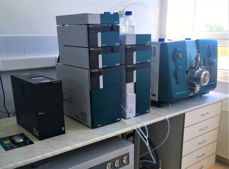 New Analytical Chemistry Laboratory to support EU Programs