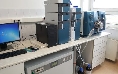 EU Analytical Laboratory GLP certified and fully operational