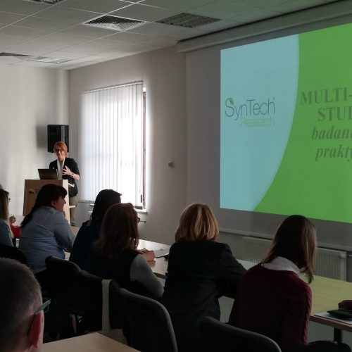 SynTech invited to address Polish national GLP conference