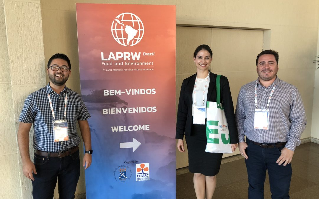 SynTech sponsors Latin American Pesticide Residue Workshop