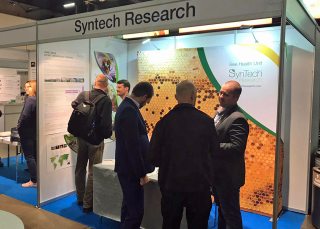 SynTech presents key findings in research on Pollinator field study methodology