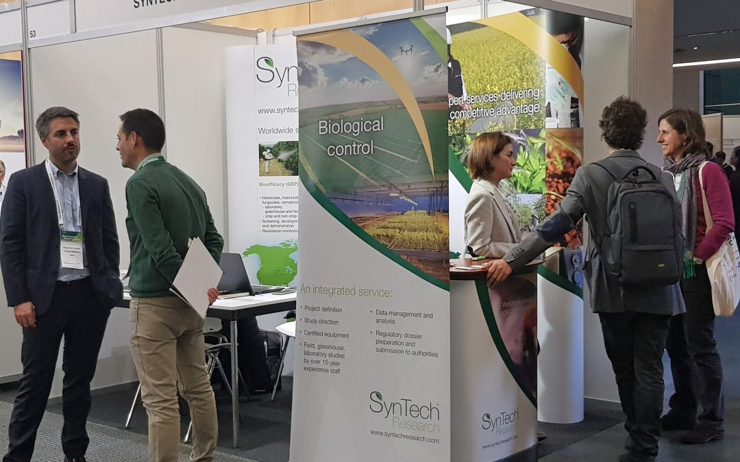 Biostimulant R&D and regulatory services presented at 4th Biostimulant World Congress.