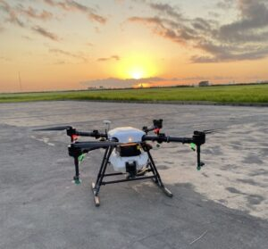 SynTech Iberia pioneers drone applications for field trials